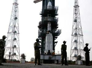 В Индии отменили запуск ракеты-носителя GSLV-D5 с криогенным двигателем