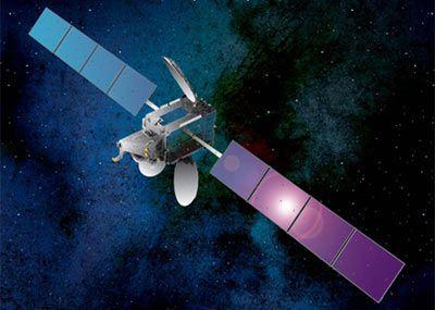 Спутник Anik G1
