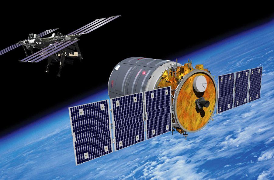 """Запуск частного космичского корабля """"Cygnus"""" перенесен на сентябрь"""
