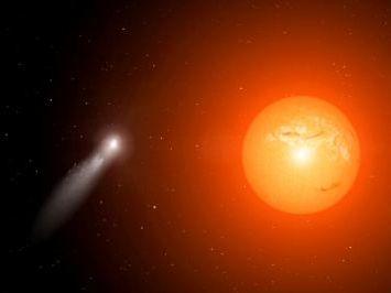 Изучать Солнце предложили по приближающимся к нему кометам