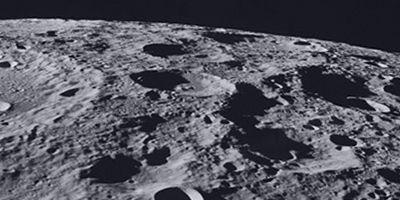 Луна возможно усыпана остатками упавших астероидов