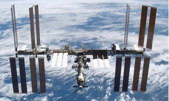 Орбита МКС поднялась на 1 километр