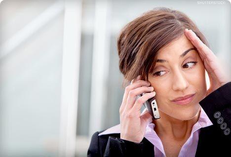 Мобильные телефоны вредны для здоровья