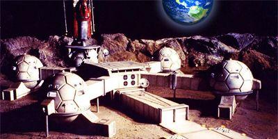 Частные компании планируют создать базу на Луне