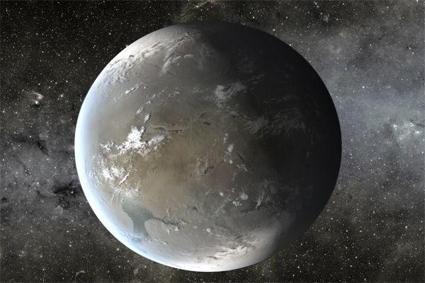 Двойники Земли могут иметь большие размеры считают астрономы