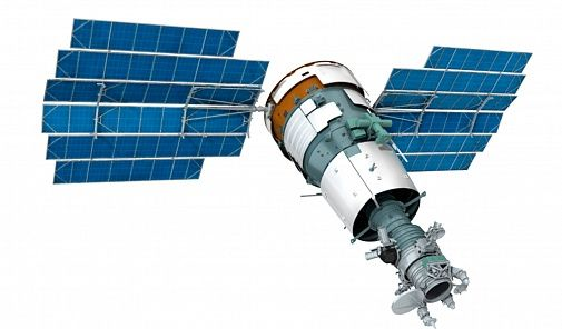 """Спутник дистанционного зондирования Земли """"Ресурс-П"""""""