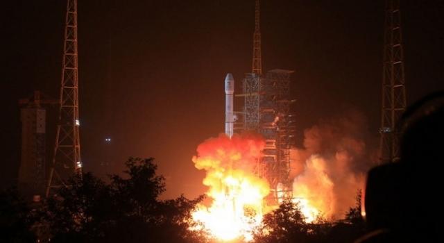 Европейский космический корабль стартовал с космодрома к Гвиане к МКС