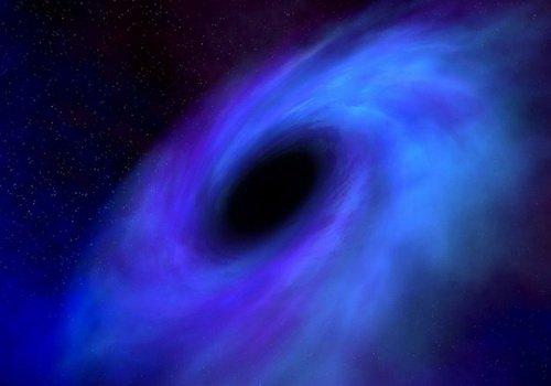 Астрономы впервые обнаружили парные черные дыры