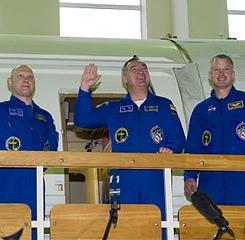 На Землю благополучно возвратились члены экипажа МКС