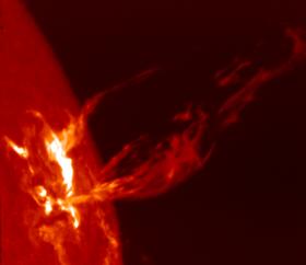 В СМИ появилось заявление о том, что на Солнце побывал 17-ти летний космонавт КНДР