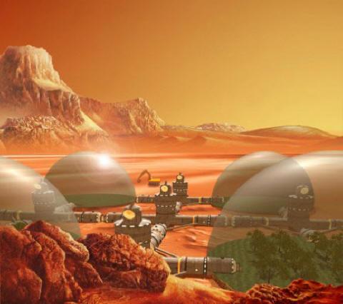 Сбор денег на подготовку первой стадии проекта Mars One начался
