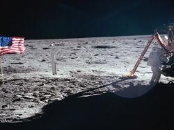 45-летие полета на Луну отметит НАСА