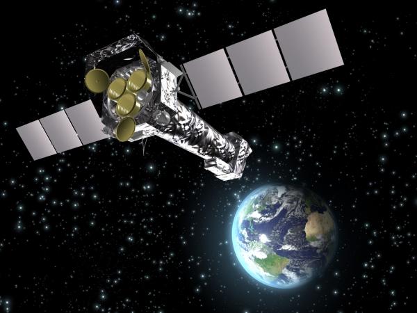 В 2017 году должен состояться запуск нового спутника