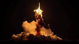 Специалисты установили причину взрыва ракеты Antares
