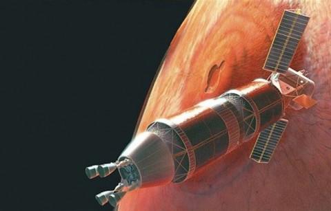 К 2020 году Китай хочет подготовить экспедицию на Марс