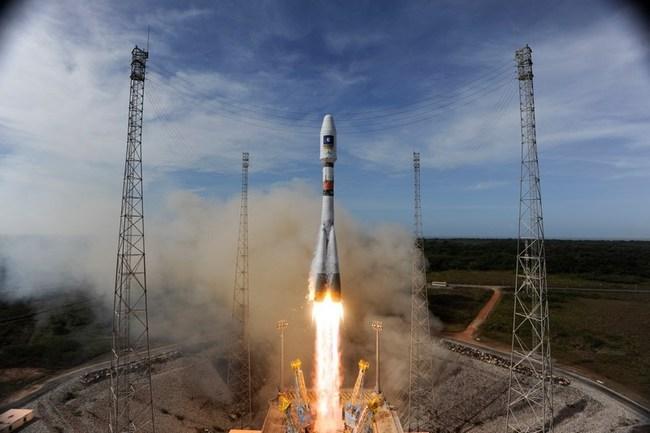 Дата запуска «Союз-СТ» со спутником «Сентинел-1А» перенесена на 4 апреля