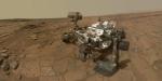 Следы древнего озера обнаружены марсоходом НАСА на Марсе
