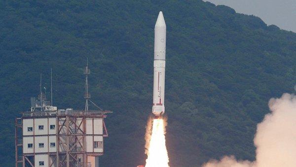 Ракета нового поколения успешно запущена в космос Японией