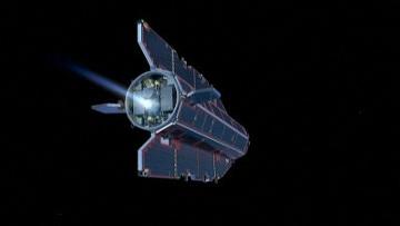 В октябре-ноябре на Землю упадет спутник GOGE