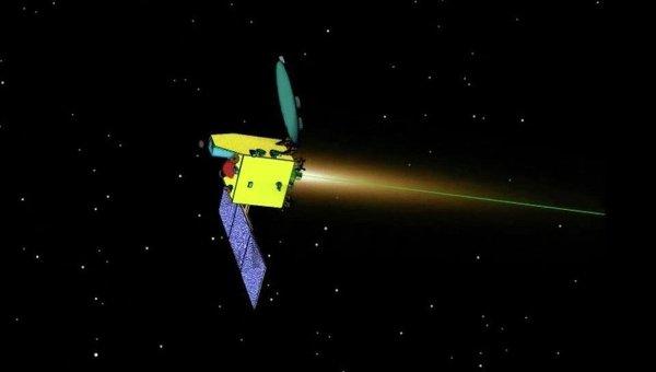 На орбиту Марса вышел первый индийский космический зонд