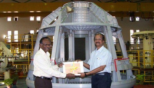 Новая капсула для космонавтов представлена Индией