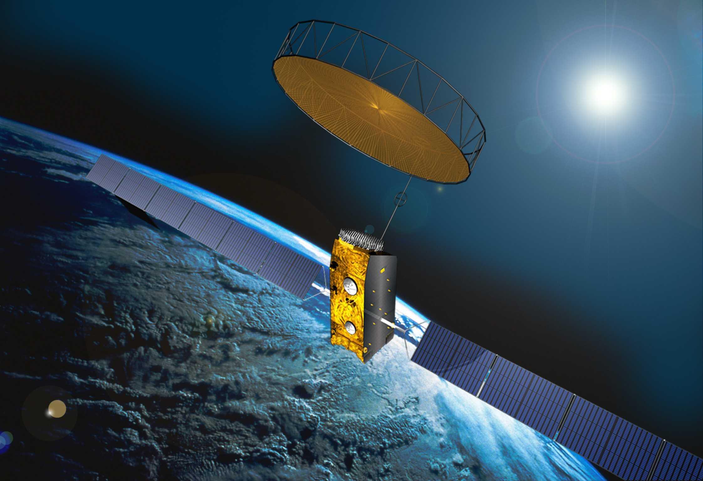 Вывод спутника Inmarsat на орбиту успешно завершен