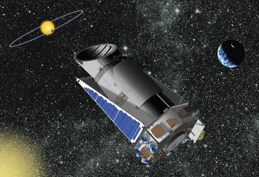 Планета с постоянно «качающейся» осью вращения найдена телескопом «Кеплер»