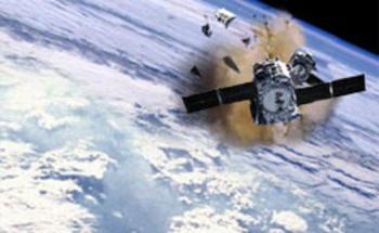 Фрагменты аппарата «Космос-1441» в ближайшие дни должны рухнуть на Землю