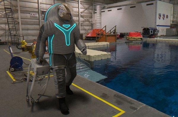 NASA предлагает всем желающим принять участие в выборе дизайна скафандра нового поколения