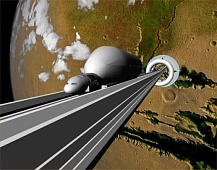 Лифт от Земли до Луны может быть создан учеными