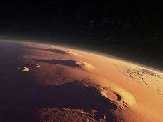 Водородный парниковый эффект мог стать причиной возникновения на древнем Марсе океанов