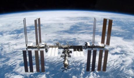 На МКС прибыл экипаж новой экспедиции