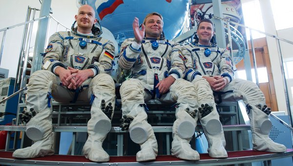 10 ноября на Землю должен вернуться экипаж «Союза ТМА-13М»
