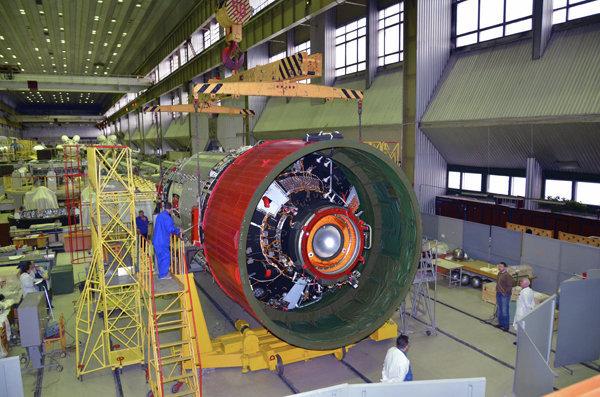 Модуль МЛМ не сможет войти в состав МКС в 2014 году