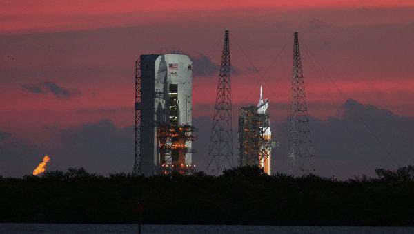 Отложен старт космического корабля Orion