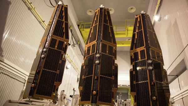 Три спутника Swarm должны быть выведены на орбиту РК «Рокот»
