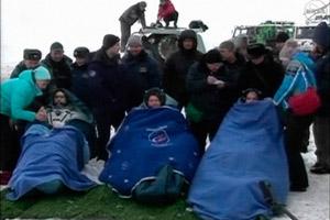 Произошло успешное возвращение космонавтов с МКС на Землю